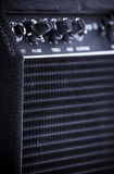 Guitar amp or amplifier Stock Photos