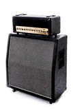 Guitar Amp stack Right Angle Stock Photography
