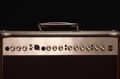 Guitar amp Stock Image