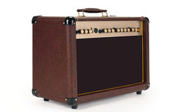 Guitar amp Royalty Free Stock Photos