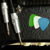 Guitar Amplifier Stock Images