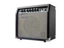 Guitar amplifier Stock Image
