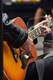 Guitar. Royalty Free Stock Photo