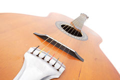 Guitar background Royalty Free Stock Photo