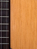 Guitar background Stock Photo