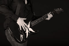 Guitar Blues Royalty Free Stock Photos