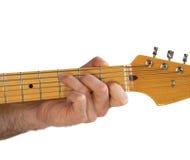 Guitar C Chord Stock Images