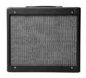 Guitar cabinet Royalty Free Stock Image