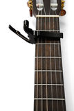 Guitar Capo Stock Image