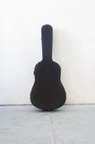 Guitar case Royalty Free Stock Photos