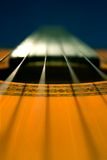 Guitar classic Stock Photo