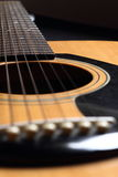 Guitar Close-up Stock Photos