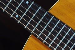 Guitar Close Up Stock Images