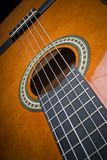 Guitar closeup  Stock Photo