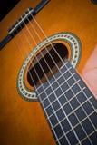 Guitar closeup  Stock Photo