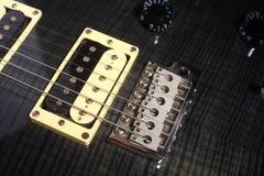 Guitar closeup Royalty Free Stock Image