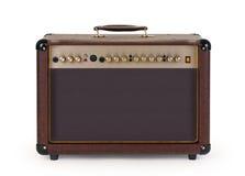 Guitar Combo Amplifier Stock Image