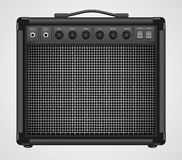 Guitar Combo Amplifier Vector. Vector format is available. Easy to use and edit Stock Photography