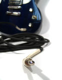 Guitar cord Stock Images