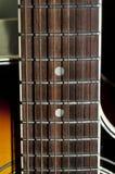 Guitar details Stock Photos