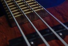 Guitar details Stock Images