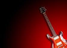 Guitar Electric Stock Photo