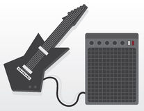 Guitar Electric Royalty Free Stock Images