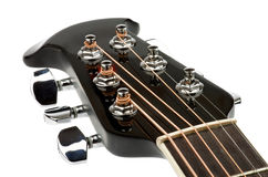 Guitar Fingerboard Royalty Free Stock Photo