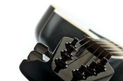 Guitar Fretboard Stock Images