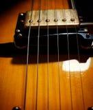 Guitar stock photo