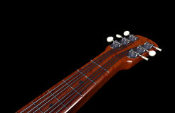 Guitar handle Stock Images