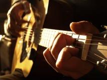 Guitar. RAW format stock photo