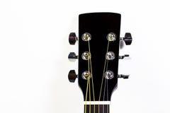 Guitar Head Stock Image