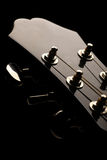 Guitar head Stock Photos