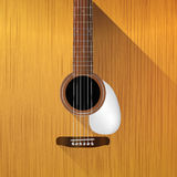 Guitar icon Stock Image