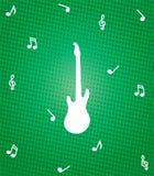 Guitar Illustration Stock Photos
