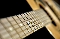 Guitar instr Royalty Free Stock Photo