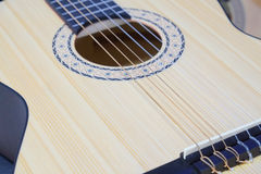 Guitar isolated Stock Photo
