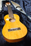 Guitar lele Stock Image