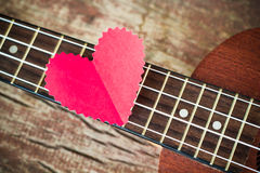 Guitar lover Stock Photos