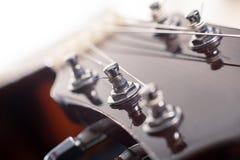 Guitar Machine heads Stock Image