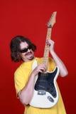 Guitar man Royalty Free Stock Photos