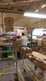 Guitar Manufacturing Royalty Free Stock Image