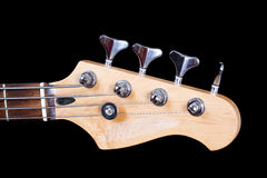 Guitar part Royalty Free Stock Photography