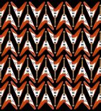 Guitar Pattern Stock Photography