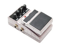 Guitar pedal effect Stock Photography
