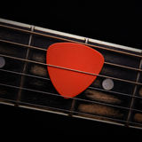 Guitar pick Stock Image