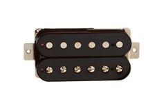 Guitar pickup Stock Photo