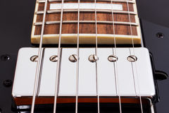 Guitar pickup Royalty Free Stock Images