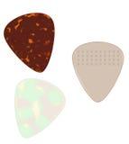 Guitar Pics Stock Photos